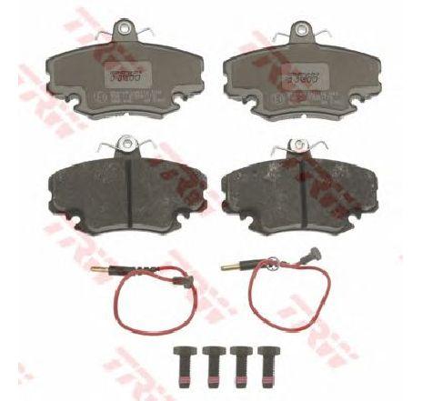 set placute frana,frana disc(Dacia-Renault 1.4-1.6 MPI)